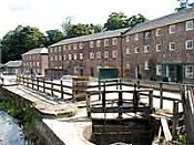 Arkwrights Cromford Mill - Derbyshire - Landmark