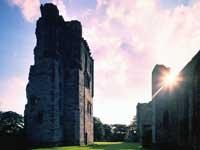 Ashby de la Zouch Castle - Leicestershire - Castle