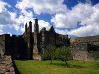 Aydon Castle - Northumberland