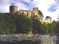Barnard Castle - Co. Durham - Castle