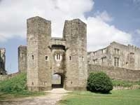 Berry Pomeroy Castle - Devon - Castle