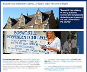 Bosworth Independent College - Northampton - University