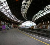 Bristol Temple Meads Railway Station - Railway Station