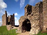 Brougham Castle - Cumbria - Castle
