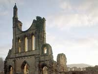 Byland Abbey - North Yorkshire - Castle
