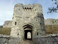 Carisbrooke Castle - Isle of Wight - Castle