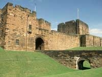Carlisle Castle - Cumbria - Castle