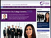Hotels near  City College Coventry