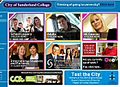 City of Sunderland College - Select One
