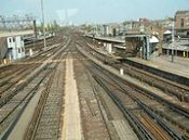Clapham Junction Railway Station - Railway Station