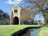 Cleeve Abbey - Somerset - Castle