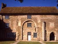 Denny Abbey and the Farmland Museum - Cambridgeshire - Castle