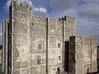 Dover Castle - Kent - Castle