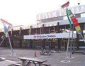 Euston Railway Station - Railway Station