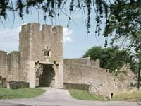 Farleigh Hungerford Castle - Somerset - Castle