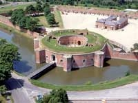 Fort Brockhurst - Hampshire - Castle