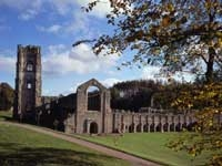 Fountains Abbey And Studley Royal North Yorkshire Has Been Described As The Crown Glory Of All That Monasticism Left Us In