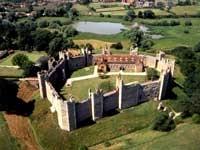 Framlingham Castle - Suffolk - Castle