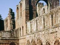 Furness Abbey - Cumbria - Castle