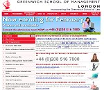 Greenwich School of Management - University