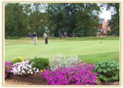 Hartley Wintney Golf Club - Hook - Golf