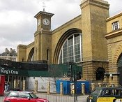 Kings Cross Railway Station - Railway Station