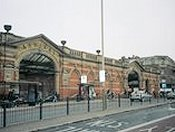 Leicester Railway Station - Railway Station