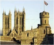 Lincoln Castle - Lincolnshire