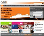 Newcastle-under-Lyme College - University