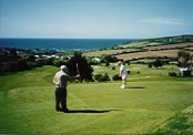 Praa Sands Golf Club - Penzance - Golf