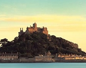 St Michaels Mount - Cornwall - Landmark