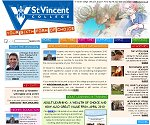 St Vincent College - University