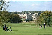 Stoke Rochford Golf Club - Grantham - Golf