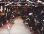 The Anson Engine Museum - Museum
