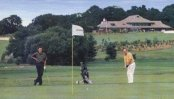 The Dudsbury Golf Club - Ferndown - Golf