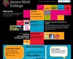 The James Watt College - North Ayrshire Campus - University