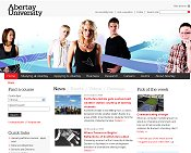 The University of Abertay Dundee - University