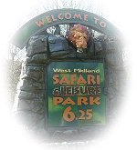 West Midland Safari and Leisure Park - Bewdley - Zoo