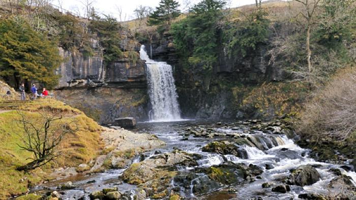 Ingleton Waterfalls - Landmark
