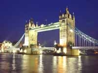 Tower Bridge - London - Landmark