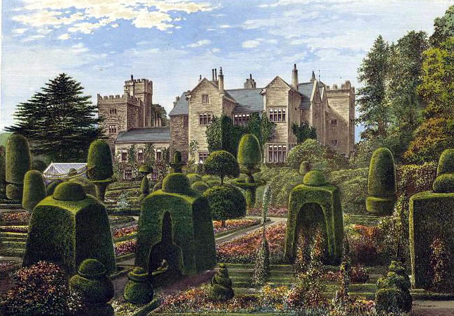 Levens Hall - Country Home