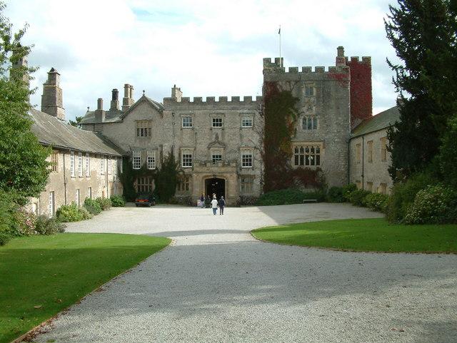 Sizergh Castle - Castle