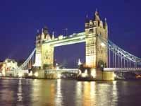 Tower Bridge - London - Landmark